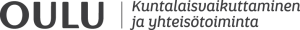 Oulun kaupungin Kuntalaisvaikuttaminen ja yhteisötoiminta