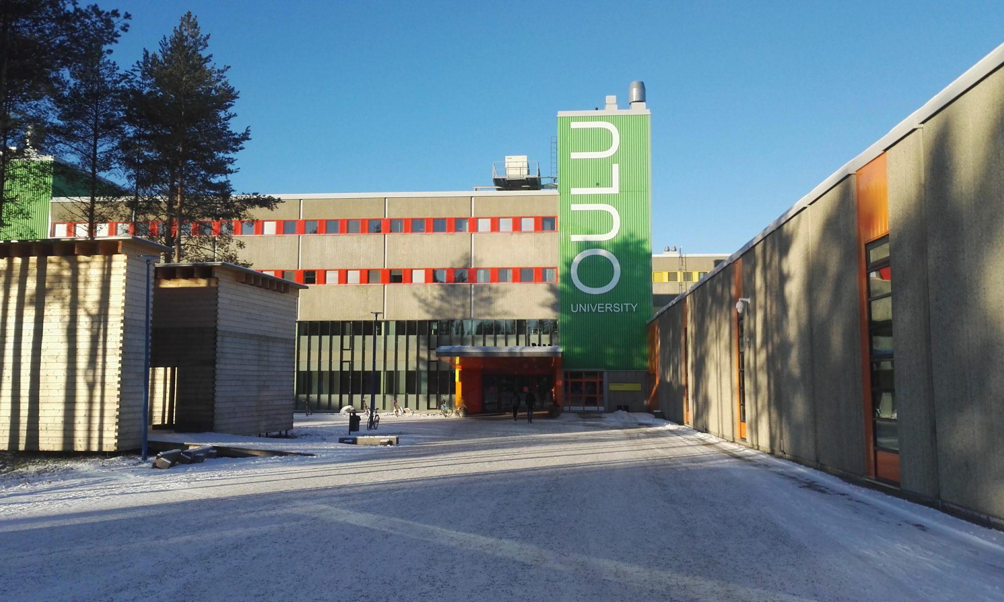 Oulun yliopiston hallitus päätti: Uutta kampusta suunnitellaan Raksilaan. Kuvituskuva yliopistolta.