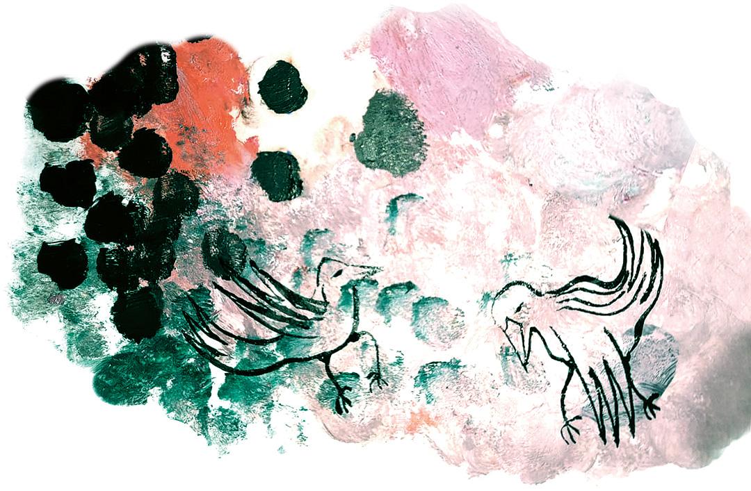 Raksilan naakat, kuvitus Lyy Raitala