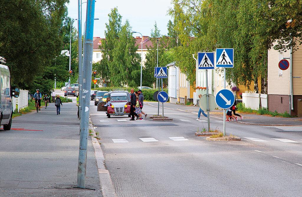 Kaupunki suunnittelee tilaavaansa suojelukaavahankkeeseen liittyvän kattavan liikennesuunnittelun jo vuoden 2020 puolella. Tarkoitus on selvittää alueen lukuisten eri hankkeiden vaikutukset liikenteeseen.